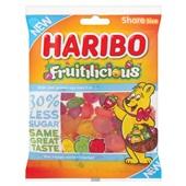 Haribo fruitilicious voorkant