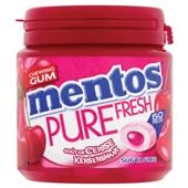 Mentos pure fresh kauwgom cherry voorkant