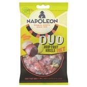 Napoleon duo drop-fruit kogels snoep zoet voorkant