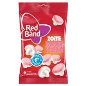 Red Band snoep zoete paddenstoelen voorkant