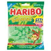 Haribo Bananas Fizz voorkant