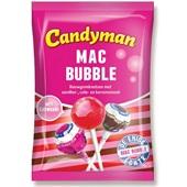Candyman lollies mac bubble  voorkant