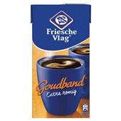 Friesche Vlag Koffiemelk Goudband voorkant