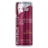 Red Bull winter edition voorkant