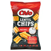 Chio lentil chips naturel voorkant