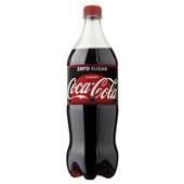 Coca Cola zero cherry voorkant