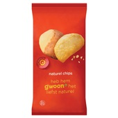 Gwoon chips naturel voorkant