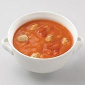 Culivers tomatensoep met balletjes zoutarm voorkant