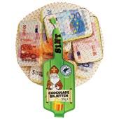Crest chocolade bankbiljetten voorkant