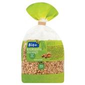 Bio+ krokante muesli voorkant