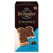 De Ruijter chunks extra melk voorkant