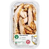 Spar pluim gegrilde kip reepjes mild voorkant