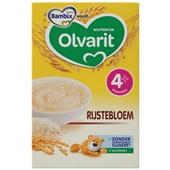 Olvarit baby/peuter ontbijtpap rijstebloem voorkant