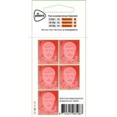 PostNL postzegel Koning Willem-Alexander 2, 5 stuks voorkant