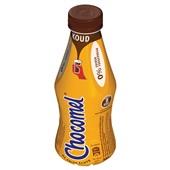 Chocomel chocolademelk achterkant