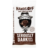 Hands Off My Chocolate seriously dark 85% voorkant