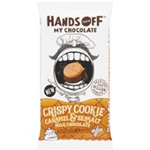 Hands Off My Chocolate crispy cookie voorkant