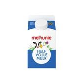 Melkunie melk voorkant