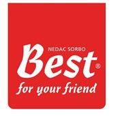 Best for your Friend vogelpindakaas met bosvruchten voorkant