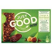 Sultana just good hazelnoot cacao voorkant