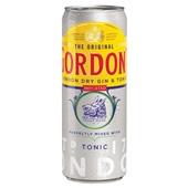 Gordon's gin & tonic voorkant