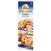 Céréal koekjes voorkant