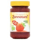 Zonnatura fruitspread aardbei voorkant
