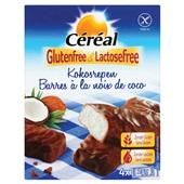 Céréal chocoladereep  kokos  voorkant