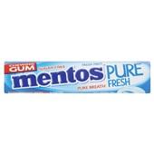Mentos pure fresh kauwgom fresh mint  voorkant