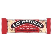 Eat Natural Cranberry Macademia Chocolade reep voorkant