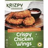 crispy chicken wings voorkant