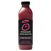 Innocent super smoothie energise voorkant