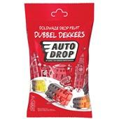 Autodrop Dubbeldekkers Drop & fruitige drop voorkant