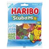 Haribo scuba mix voorkant