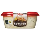 Johma kip-mangosalade met pistachenootjes voorkant