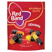 Red Band drop fruit duo's voorkant