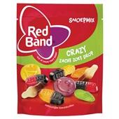 Red Band snoepmix crazy  voorkant