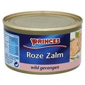 Princes Roze Zalm achterkant