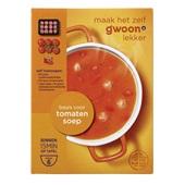 Gwoon Mix voor tomatensoep voorkant