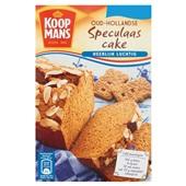 Koopmans Oud-hollandse  speculaascake voorkant