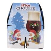 La Chouffe Speciaalbier N'Ice Fles 4X33Cl. voorkant