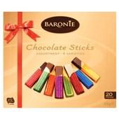 Baronie sticks mixed voorkant