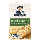 Quaker havermout naturel voorkant