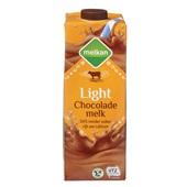 Melkan chocolademelk light voorkant