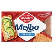 Van der Meulen toast Melba voorkant