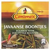 Conimex boemboe Javaanse boontjes voorkant