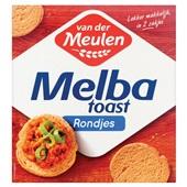Van der Meulen Toast Melba toast rond voorkant