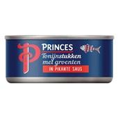Princes tonijnstukken met groenten voorkant