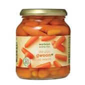 Gwoon wortelen extra fijn voorkant