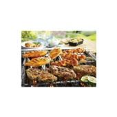 barbecue halal menu p.p. voorkant
